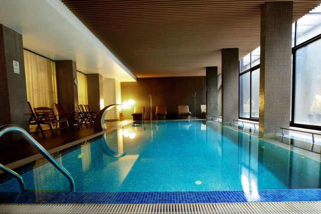 Lucky Bansko hotel - Swimming pool